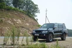 Mitsubishi Pajero. вариатор, 4wd, 3.5, бензин, 150тыс. км