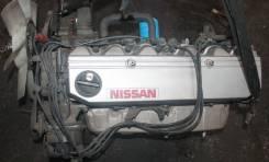 Двигатель в сборе. Nissan: Hypermini, Laurel, Skyline, Safari, Crew, Leopard, Stagea, Cefiro, Rasheen Двигатель RB20E