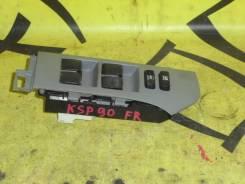 Блок управления стеклоподъемников TOYOTA VITZ KCP90 F R