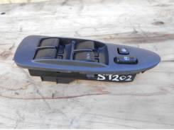 Накладка блока управления стеклоподъемниками. Toyota Celica, ST202, ST202C