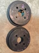 Барабан тормозной. Toyota Vitz, KSP90, NCP91, NCP95, SCP90 Двигатели: 1KRFE, 1NZFE, 2NZFE, 2SZFE