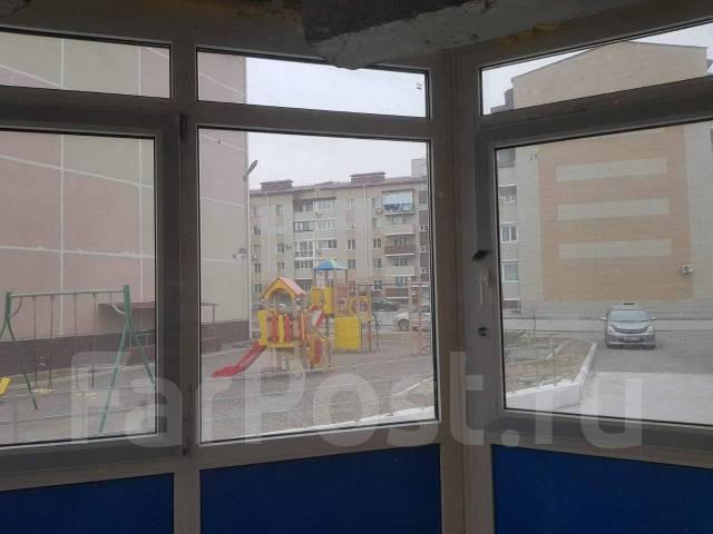 4-комнатная, улица Александра Зеленского 34. Междуречье, частное лицо, 117кв.м. Вид из окна днём