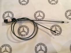 Тросик замка капота. Mercedes-Benz S-Class, V220, W220 Двигатели: M112E28, M112E32, M112E37, M113E43, M113E50, M113E55, M137E58, M137E63, M275E55, M27...