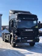 Scania. Седельный тягач P440CA6X4HHA (высокая кабина) пневмоподвеска, 12 740куб. см., 21 000кг.