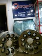 Диски колесные. Mitsubishi Delica, P25W, P05W, P35W, P24W, P15W, P03W, P04W Двигатели: 4D56, 4G64, G63B
