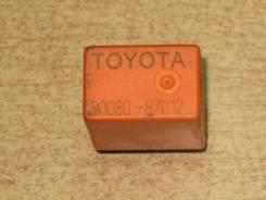 Реле Toyota 90080-87012, Toyota Corolla, E120, б/у.