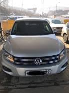 Volkswagen Tiguan. автомат, передний, 2.0 (170л.с.), бензин, 42 000тыс. км