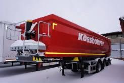 Kassbohrer. Полуприцеп DL 32 м3 (1250 мм. ), 31 000кг.