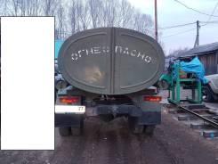 ГАЗ 53А. Продаётся бензовоз с закрытого госхранения новый пробег 1000км, 4 200куб. см., 4 200кг., 4x2