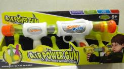 Оружие игрушечное.