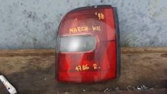 Стоп-сигнал. Nissan March, AK11, ANK11, FHK11, HK11, K11, WAK11, WK11, YZ11 Двигатели: CG10DE, CG13DE, CGA3DE, HR15DE, MA09ERT, MA09RT, MA10ET, MA10T