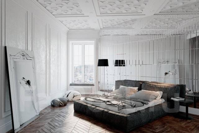 Полный дизайн-проект интерьера квартир и домов.