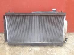 Радиатор охлаждения двигателя. Subaru Legacy, BLE, BPE Subaru Outback, BPE Двигатели: EZ30, EZ30D, EZ30F