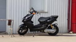 Yamaha Aerox. 50куб. см., исправен, без птс, с пробегом