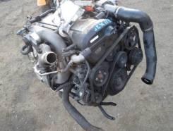 Двигатель в сборе. Toyota Mark II, JZX110 Toyota Cresta Toyota Chaser Двигатель 1JZGTE
