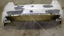 Бампер задний Citroen C4 II седан