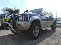 Mitsubishi Strada. механика, 4wd, 2.5, дизель, 145 000тыс. км, б/п, нет птс. Под заказ
