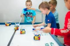 Набор на ознакомительные курсы в Центр развития робототехники!