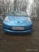 Nissan Leaf. автомат, передний, электричество