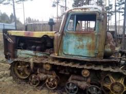 Вгтз ДТ-75. Продается гусеничный трактор ДТ-75, 91,24 л.с.