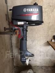 Yamaha. 5,00л.с., 2-тактный, бензиновый, Год: 2017 год