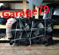 Радиатор охлаждения двигателя. Subaru Legacy, BE5 Двигатель EJ208. Под заказ