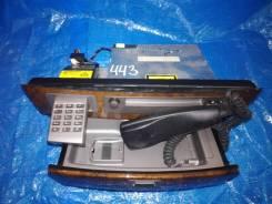 Блок управления телефоном BMW 745
