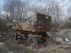 РМЗ 2ПТС-4.5. Прицеп тракторный 2птс-4, 4 000 кг.