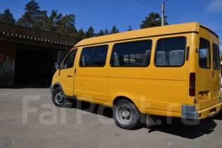 ГАЗ 3221. Продается, 2 500 куб. см., 13 мест