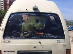Фото наклейка перфорированная на заднее стекло Авто по Вашим эскизам