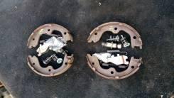 Механизм стояночного тормоза. Nissan Teana, J31, J31Z, J32, J32K, J32L, J32R, J32T, PJ31, PJ32, TNJ31, TNJ32 Nissan Maxima, A34 Nissan Altima, CL32, L...