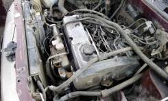 Механическая коробка передач на Mitsubishi Chariot N48W 4D68T 4WD