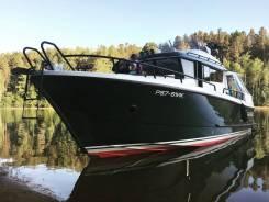 Моторная яхта Sargo 36 Explorer 2015. Год: 2015 год, длина 12,30м., двигатель стационарный, 740,00л.с., дизель
