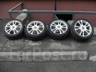 Pirelli P7000. Летние, 2008 год, износ: 20%, 4 шт