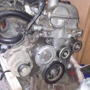Двигатель в сборе. Toyota Belta, SCP92 Двигатель 2SZFE