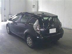 Toyota Aqua. NHP10