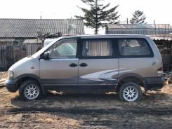 Nissan Largo. автомат, 4wd, 2.0 (100л.с.), дизель, 139 000тыс. км