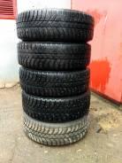 Bridgestone Ice Cruiser 5000. Зимние, шипованные, 2010 год, износ: 20%, 5 шт