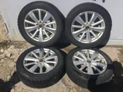 "Комплект колес Gislaved на литье. 7.5x19"" 5x114.30 ET35"