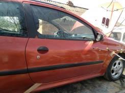 Дверь боковая Peugeot 206 3D правая