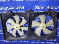 Вентилятор охлаждения радиатора. Toyota Camry, ACV30, ACV30L, MCV30, ACV31, MCV30L, ACV35 Двигатели: 2AZFE, 3MZFE, 1AZFE, 1MZFE