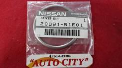 Кольцо прокладка под глушитель метал (ORIGINAL) 20691-51E01