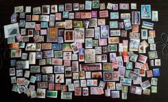 Более 202 марок Мира. Есть нечастые, старинные, экзотические и дорогие