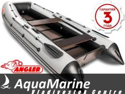 Angler. 2018 год год, длина 3,60м., двигатель подвесной, 25,00л.с., бензин. Под заказ