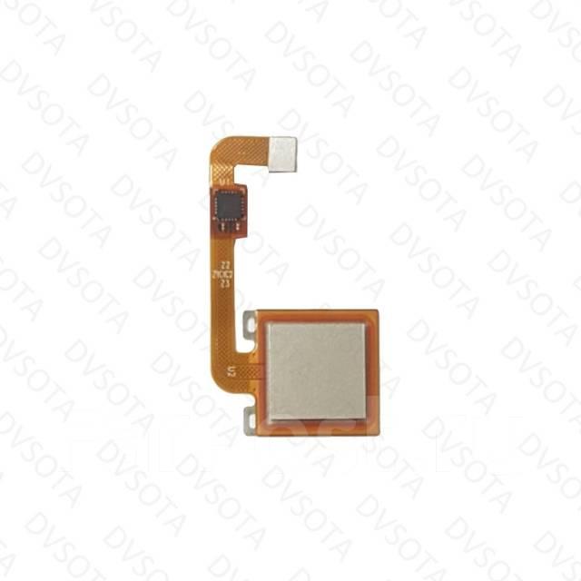 Шлейф с отпечатком Touch ID для Xiaomi Redmi Note 4X Золотой