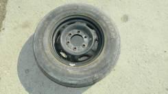 """Колесо с резиной Dunlop Enasave 195/80/15. 5.5x15"""" 6x139.70 ET0"""