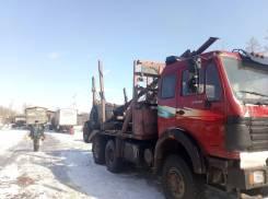 Beifang Benchi. Продается хлыстовоз складень, 12 700куб. см., 25 000кг., 6x4