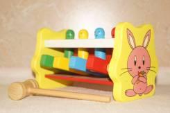 Игрушка деревянная для малышей