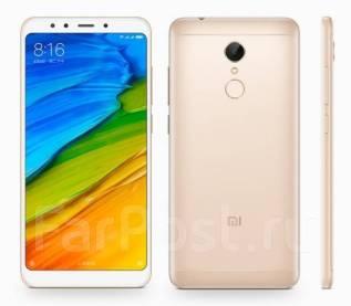 Xiaomi Redmi 5. Новый, 16 Гб, Золотой, 3G, 4G LTE, Dual-SIM
