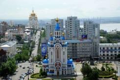 Экскурсии по городу Хабаровск